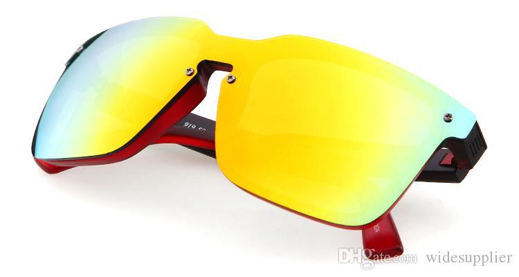 النظارات الشمسية الفاخرة للرجال والنساء الرياضة في الهواء الطلق لتعليم قيادة السيارات نظارات شمسية مصمم العلامة التجارية نظارات نظارات شمسية ظلال مع صندوق البيع بالتجزئة