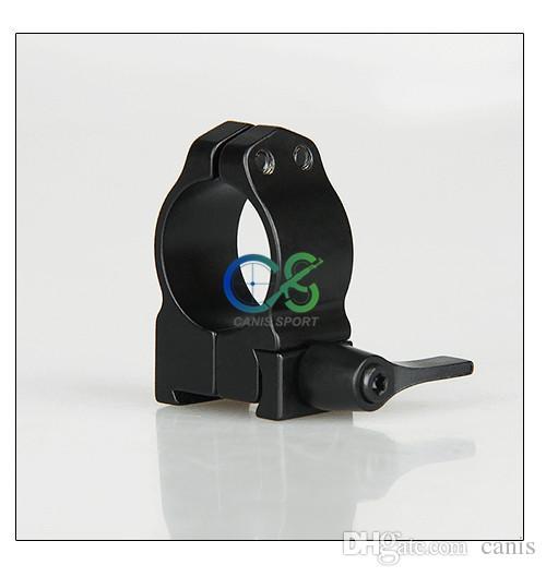 Accessori tattici ACCESSIONE RAGAZZA RAGAZZA RAGAZZO 25.4mm diametro Diametro 20mm Binario di base uso sportivo all'aperto CL24-0130