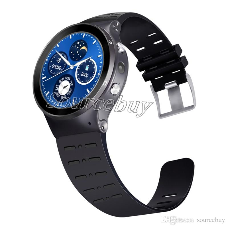 Luxury S99 Android 5.1 Smart Watch Support SIM Card 3G Wifi Bluetooth Fitness Tracker with Camera Sport Healthy Smartwatch for Android phone