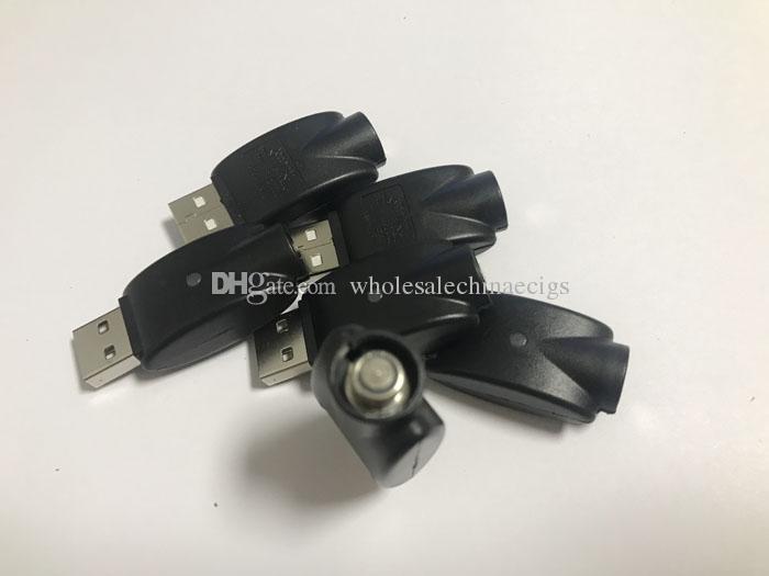 Ego cargador inalámbrico USB cigarrillo electrónico cargador portátil adaptador de carga para todos los ego 510 batería de batería vape pluma vaporzer CE3 batería