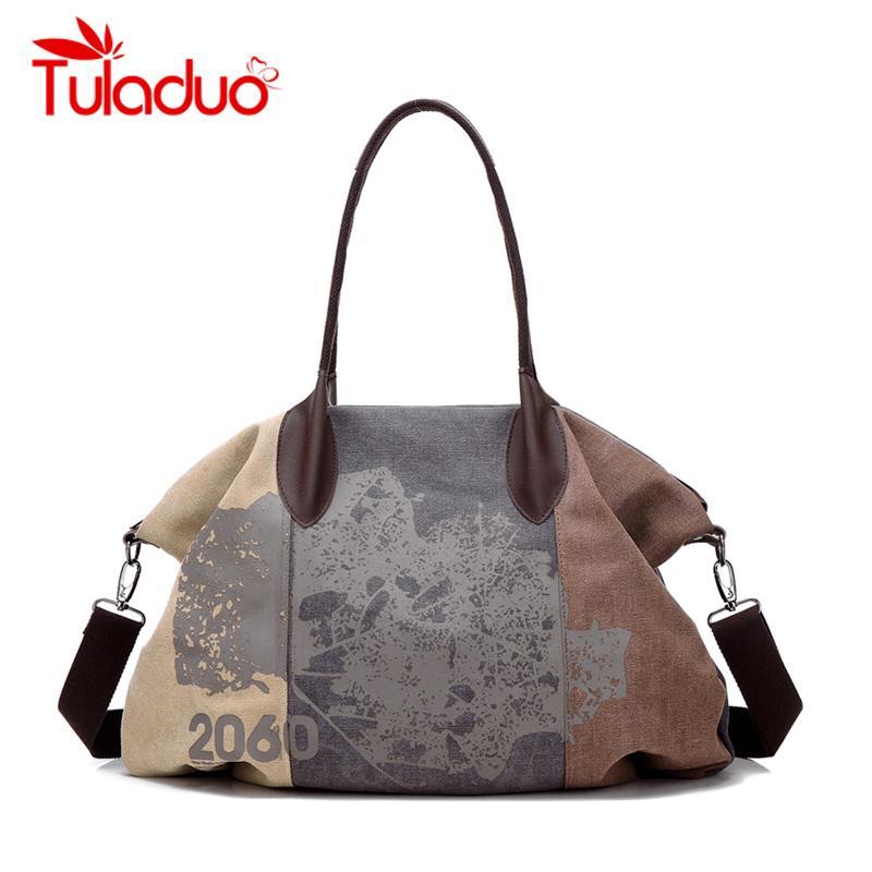 3f1e913e30 Wholesale Bolsas Femininas 2017 Designer Handbags High Quality Casual  Canvas Bag Women Handbags Sac Femme Tote Ladies Shoulder Hand Bag Satchel  Bags Man ...