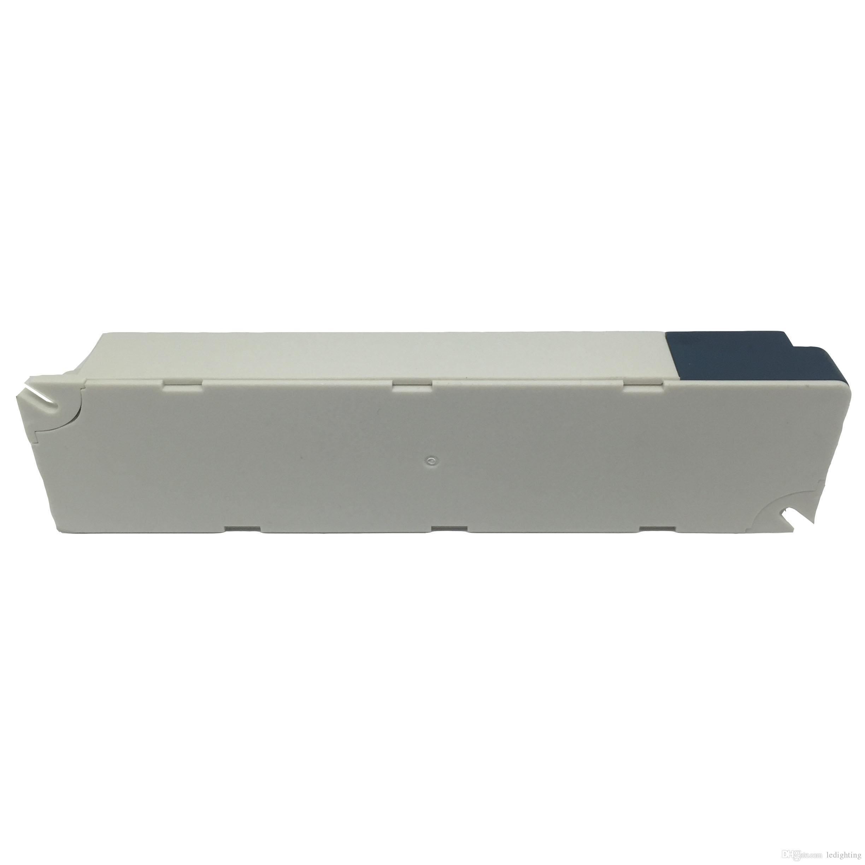 SANPU PC60-W1V12 LED Power Supply 12V 60W Transformador Max 5A driver Branco plástico resistente IP44 para LEDs Indoor Lamps