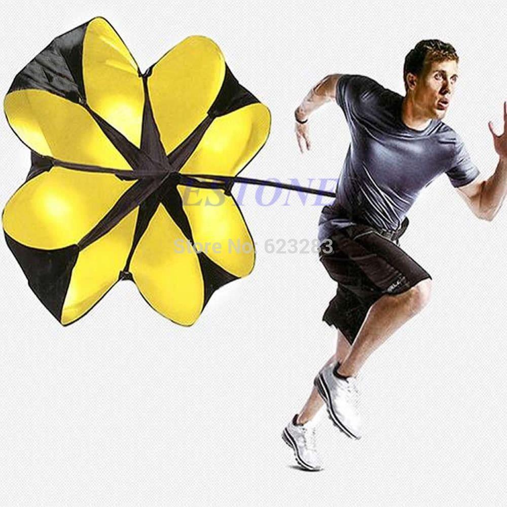 adffd843433 New 56 Sports Speed Chute Resistance Exercise Running Power Training ...