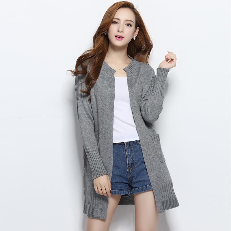 2018 Wholesale Women Cardigans Cashmere Sweater 2016 Winter Thick ...