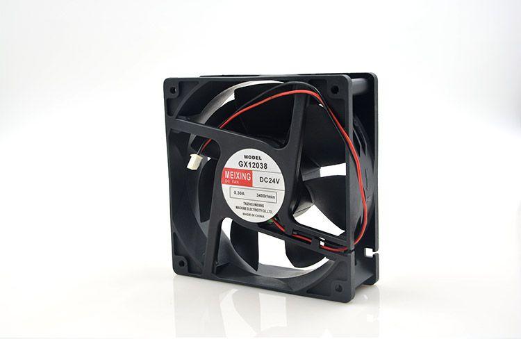 MEIXING GX12038 120*120*38mm 24V 12CM 12 cm inverter cooling fan