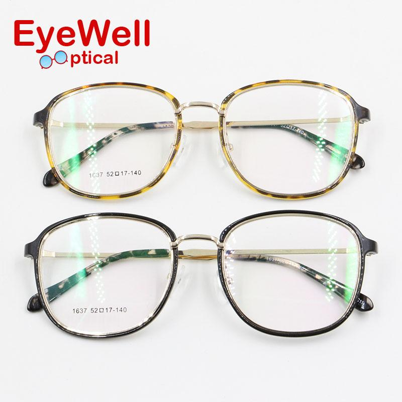 59e613a02f 2019 Wholesale 2017 New Fashion Women Big Frame Eyewear Light Weight  Comfortable Wearing Beautiful Eyeglasses Frame For Lady Most Popular From  Naixing