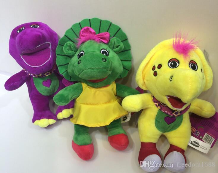 2018 20cm Barney Friend Baby Bop Bj Plush Doll Stuffed Toy For