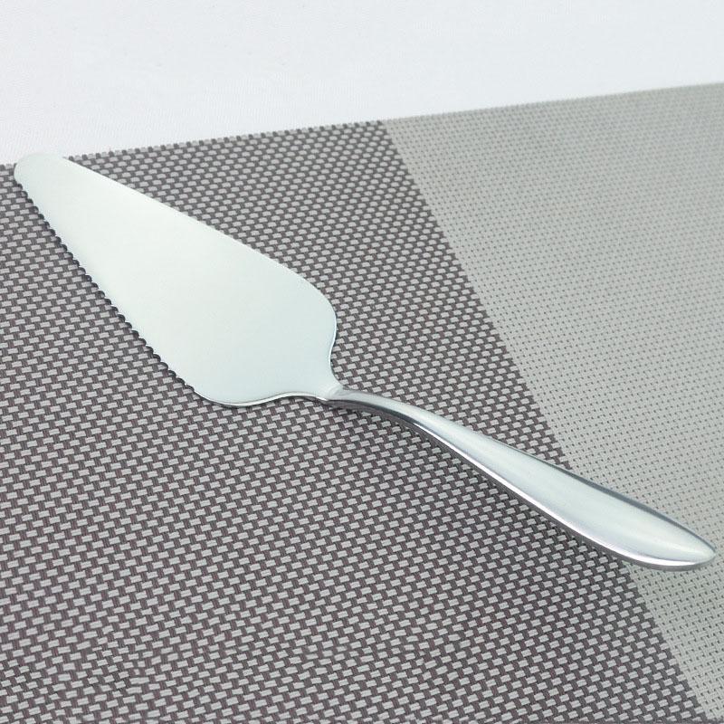Neue Ankunft Kuchen Pizza Käse Schaufel Messer Edelstahl Backen Kochen Werkzeuge oder Eis Server Western Knife Turner Divider