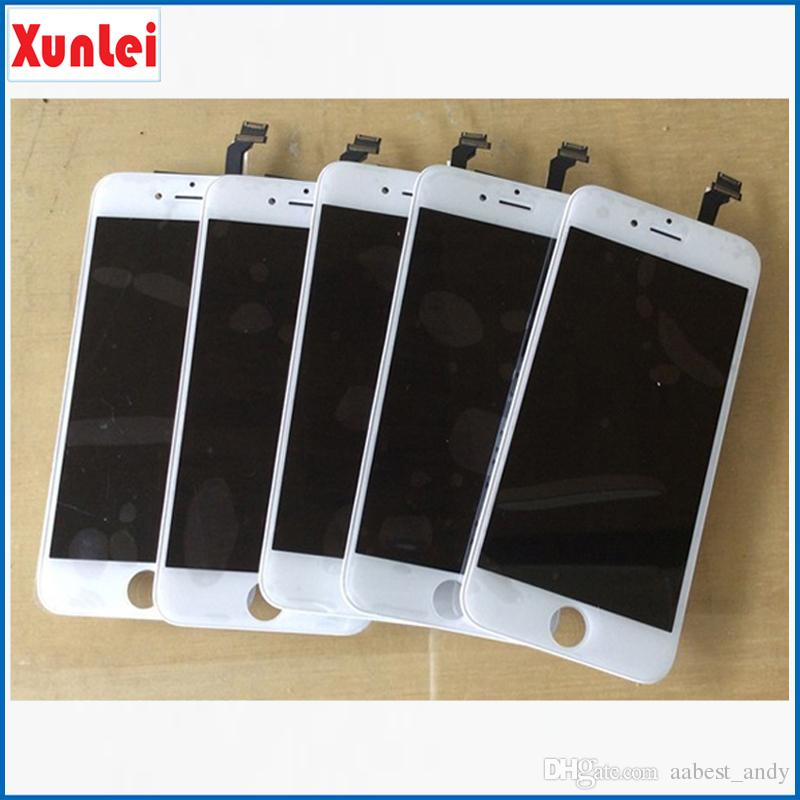 Hot Selling AAA+ LCD Screen For iPhone 6 6 Plus LCD Display Touch Screen Assembly Replacement Free DHL