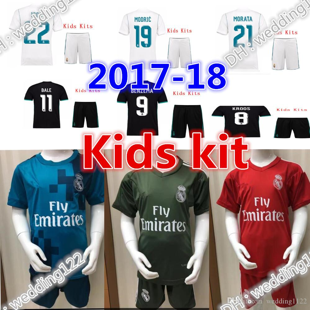 hot sale online 5d00b b1a8b switzerland ronaldo 7 youth 1415 real madrid home long ...