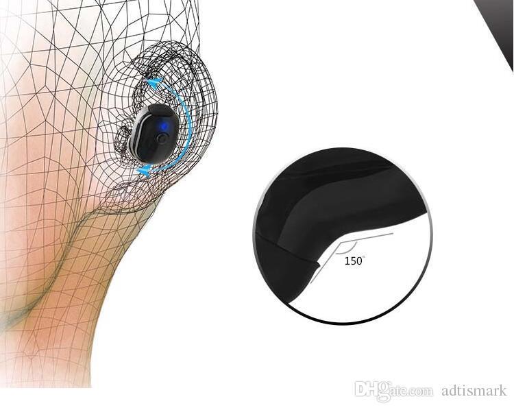 Mini wireless headphones Single headphones Headset Sport Waterproof In-ear Earphone for all Mobile PhoneBluetooth Wireless Earphone
