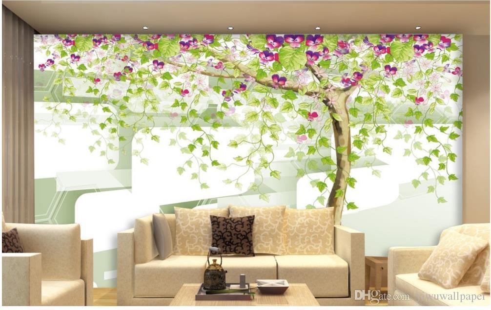 Großhandel 3d Maßgeschneiderte Tapete Badezimmer 3D Wallpaper Hintergrund  Wand 3D Wandbild Baum Klassische Tapete Für Wände Von Yiwuwallpaper, $17.09  ...