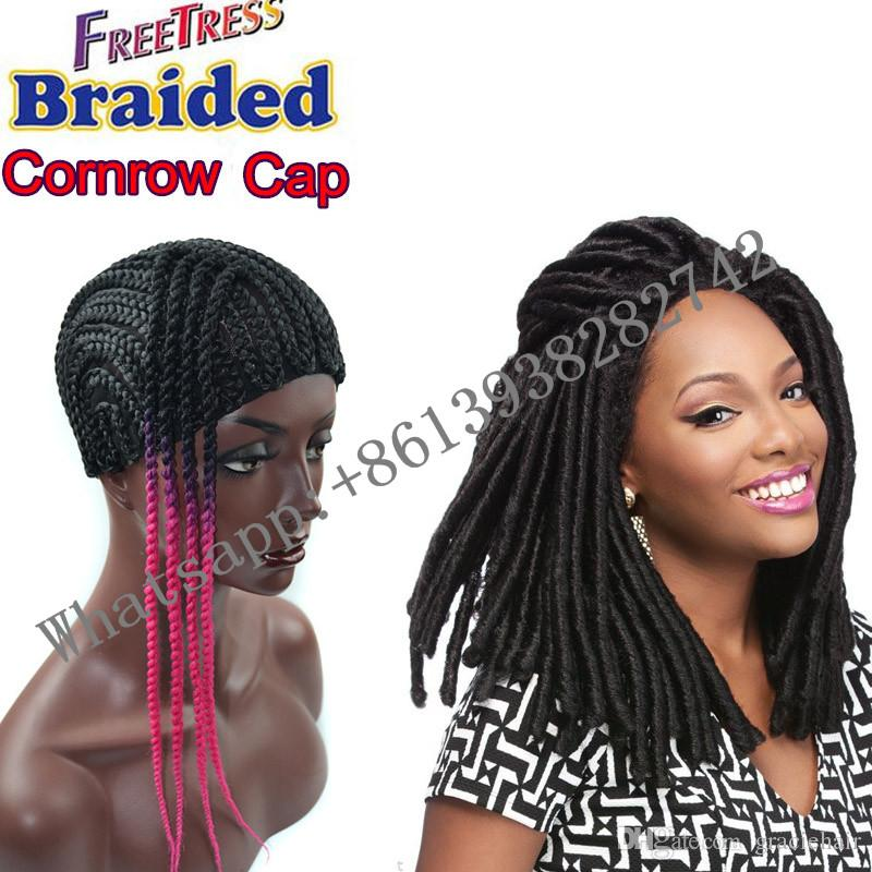 17a83e9f671 Super Lace Wig Caps Adjustable Braided Cap Medium Size Lace Front Wig Cap  With Adjustable Straps For Making Wigs Cornrow Wig Caps Wig Caps For Making  Wigs ...