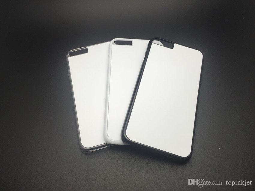 iphone 7 artı durum için opsiyonel süblimasyon cep telefonu kasayı