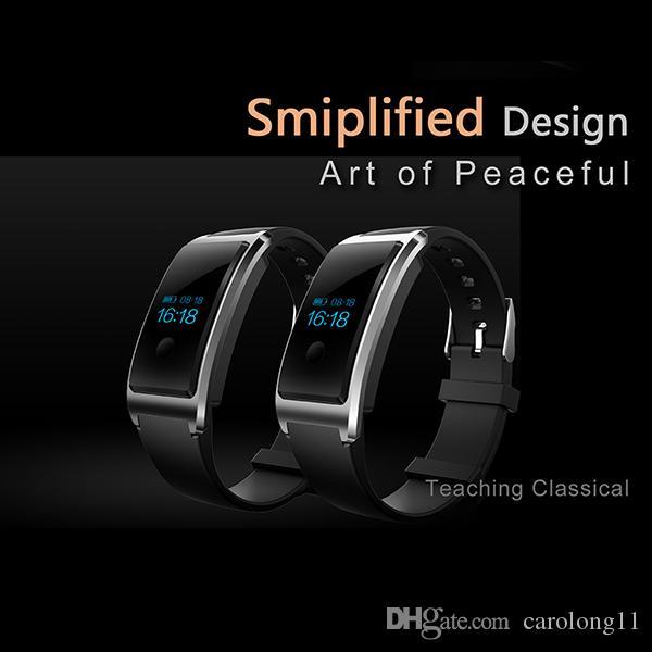 Sport Smart Bracelet Bluetooth Etanche Activity Bracelet Sport Intelligent Sport Sleep Sleep Appeler Andriod iOS Téléphone pour i5 Plus