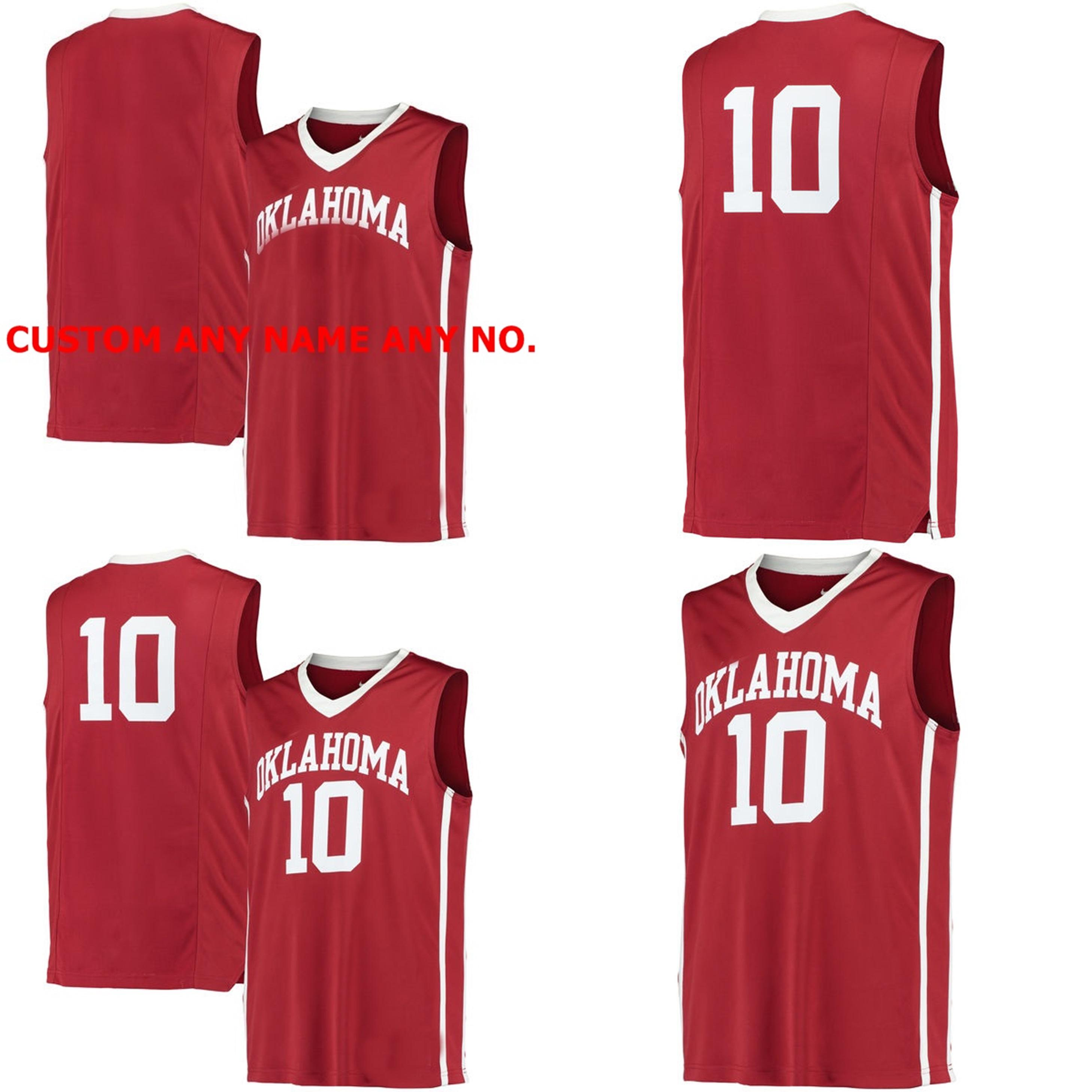 New Arrival Customize NCAA Oklahoma Sooners Mens Womens Kids Jersey ... 25ea84628