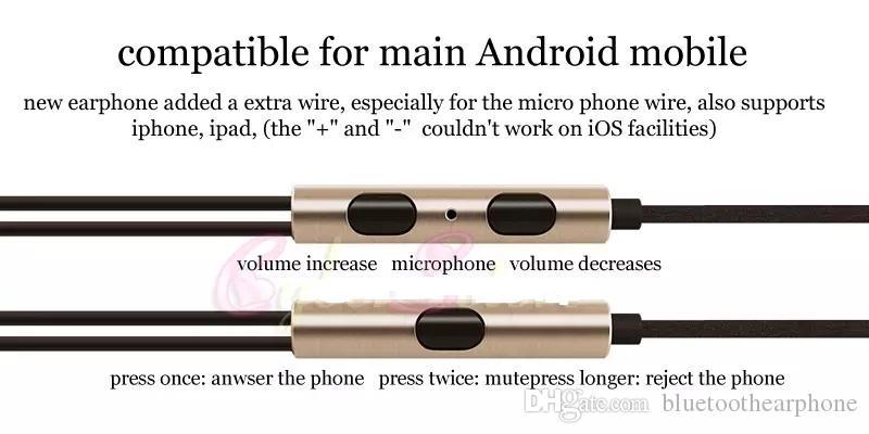 Xiaomi наушники с микрофоном 3.5 мм проводной универсальный шумоподавления наушники-вкладыши гарнитура для Samsung HTC Huawei LG SONY мобильные телефоны