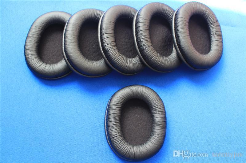50 упак. Duarble гарнитуры амбушюры замена амбушюры подушка для MDR-V6 амбушюры MDR 7506 V6 CD 900ST наушники 25 пар/лот