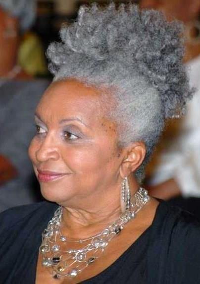 Las mujeres de la extensión del pelo gris plata gris puff rizado rizado cordón coleta de pelo humano clip en el pelo real 80g 100g 120g
