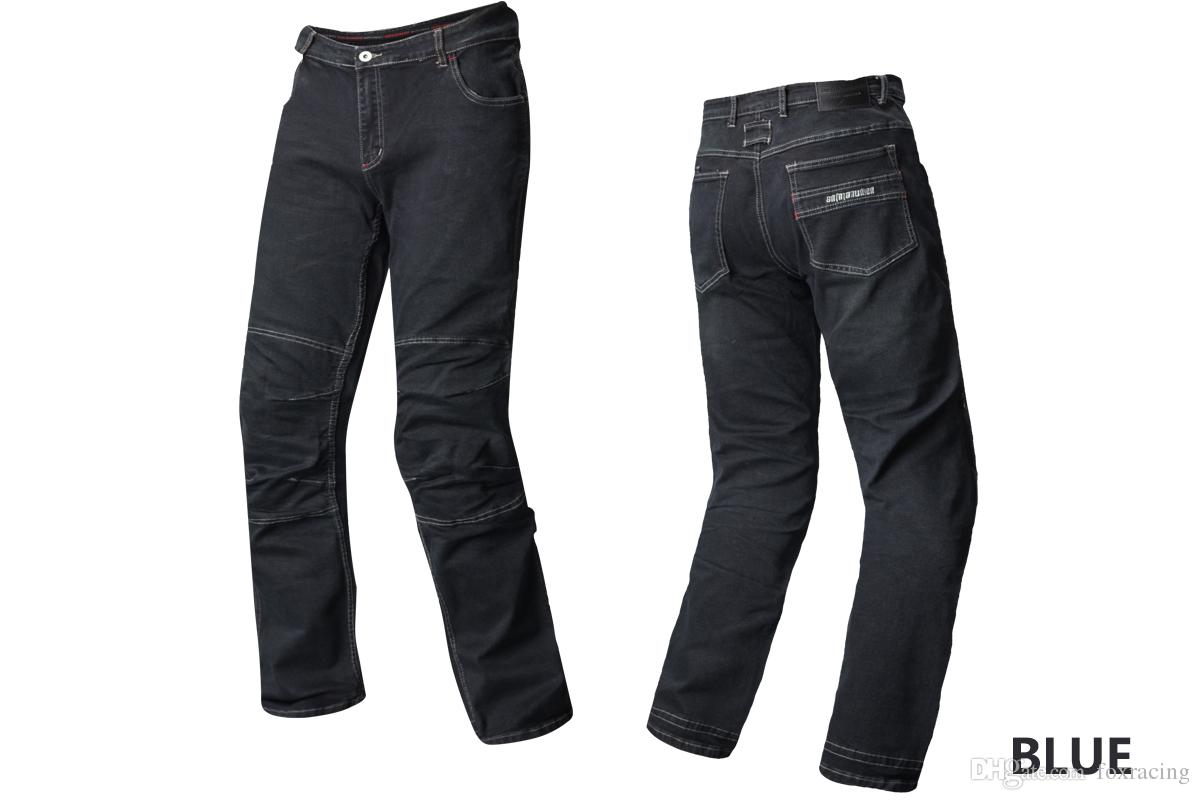 motorcycle jeans pants casual jeans mens motorpool jeans casual moto pants with of protetion gears racinKomine AU-737