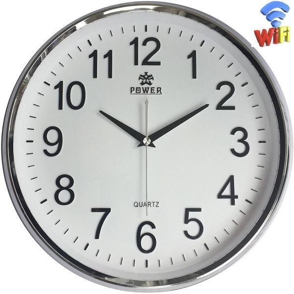 Wifi Wall Clock Ip Camera P2p Full Hd 1080p Home Security Cam