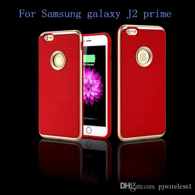 For Samsung Galaxy J2 Prime Grand J7 2015 Armor Case Motomo 3 In 1 Brushed Hybrid Dual Layer Cover With Retail Package Cell Phone Cases Canada