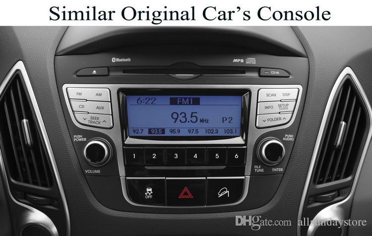 In Dash GPS Navigation Auto DVD Player für Hyundai Tucson IX35 2009-2013 mit Navigator Bluetooth TV USB SD AUX Stereo Audio Video