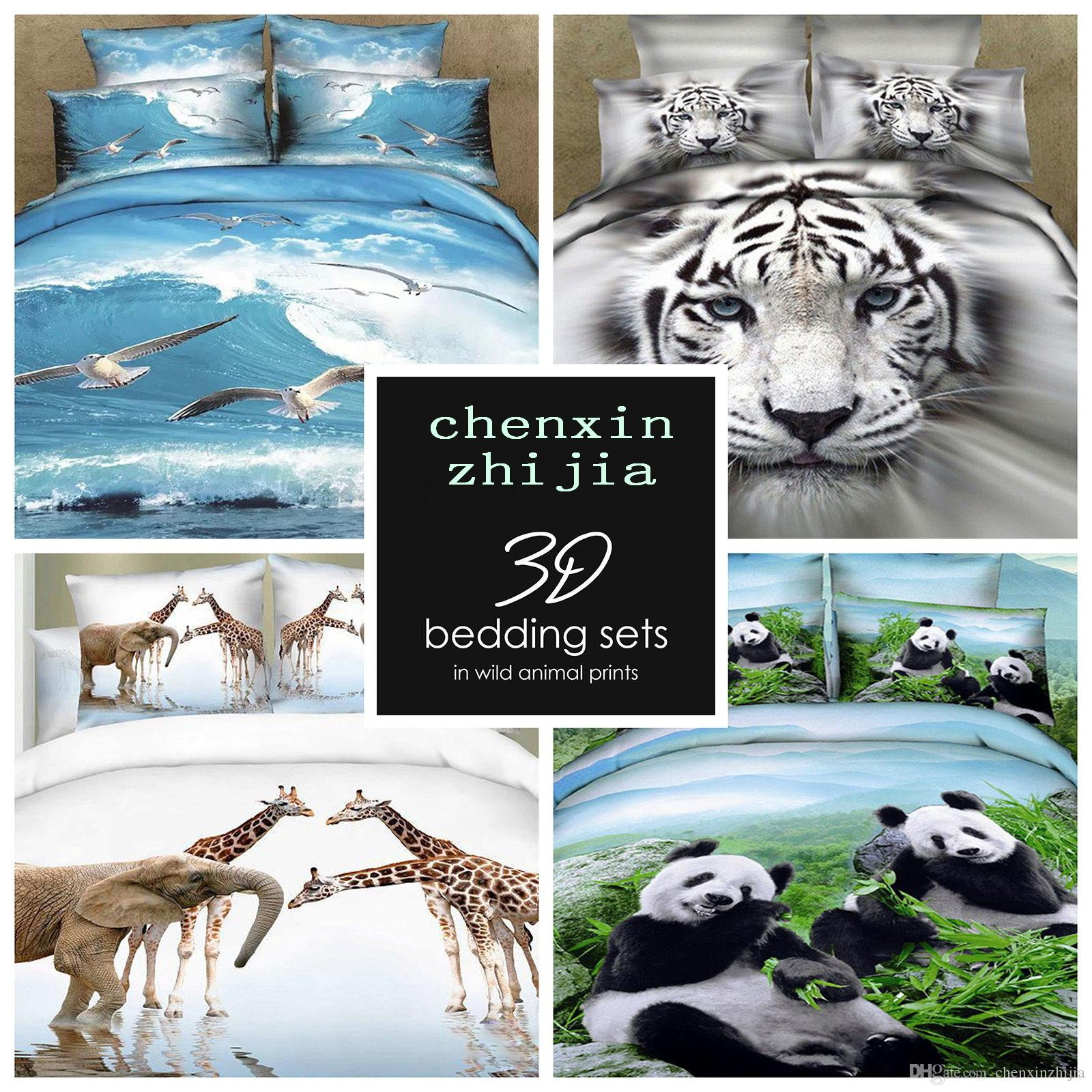 zebra animal print sets bedding bed set bath quilt