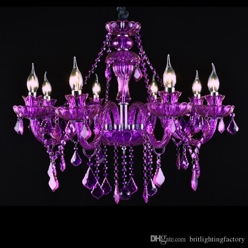 glass beads for chandeliers fashion dining room girls bedroom chandelier  romantic creative glass clothing shop restaurant crystal chandelier