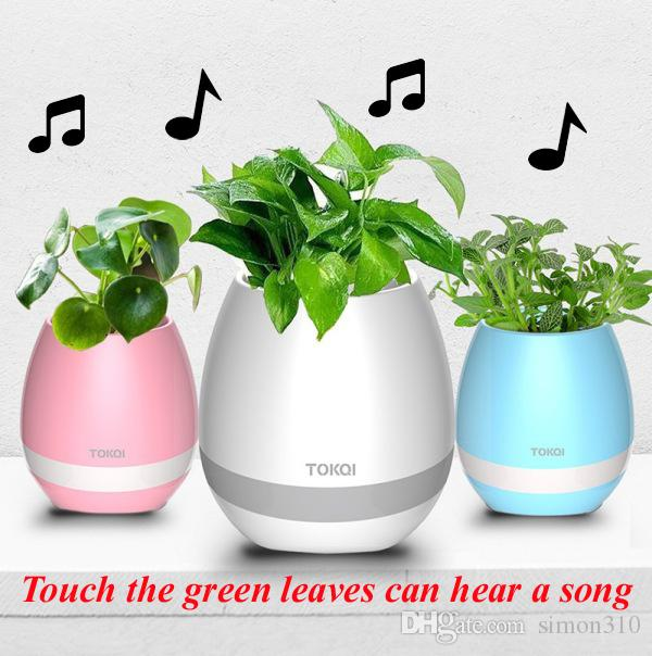 office flower pots. smartmusicflowerpotsbluetoothspeakersjpg office flower pots