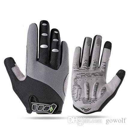 79d224b7eda 2019 High Quality Cycling Gloves Long Finger Reflective Touch Screen  Mountain MTB Road Bike Bicycle Gloves Mittens Spring Autumn Winter Ciclismo  From Gowolf ...