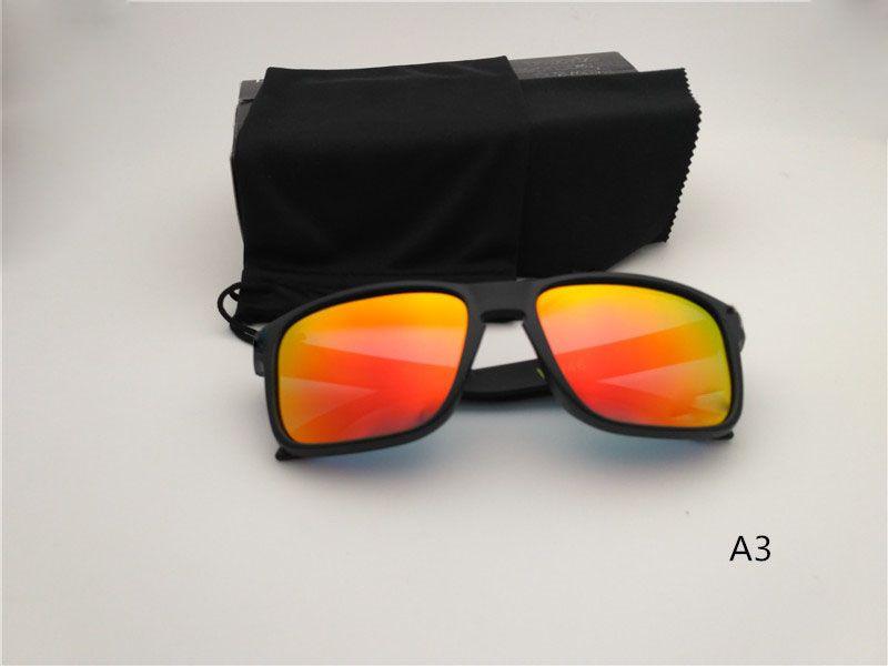 En kaliteli Güneş Gözlüğü Erkekler Kadınlar UV400 Polarize Koruma Spor Güneş Gözlüğü Erkek Açık Sunglass