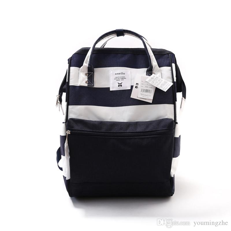 Anello Simple Style Fashion Nylon Backpack Women Men Children Schoolbag  Leisure Ladies Knapsack Laptop Travel Bags Shoulder Bag Handbag Mens Backpacks  Swiss ... 0fe7e17cdde99
