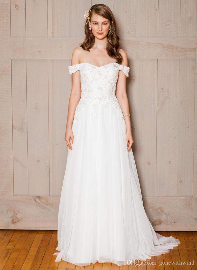 Discount plus size wedding dresses 2016 davids bridal for Dhgate wedding dresses 2016