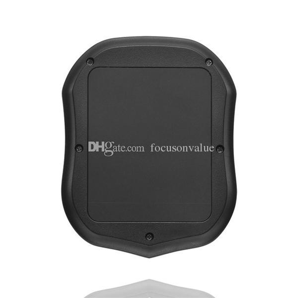 TKSTAR TK905 perseguidor de los gps batería de larga duración imán fuerte a prueba de agua rastreador GPS GSM / GPRS vehículo perseguidor personal para coche y moto
