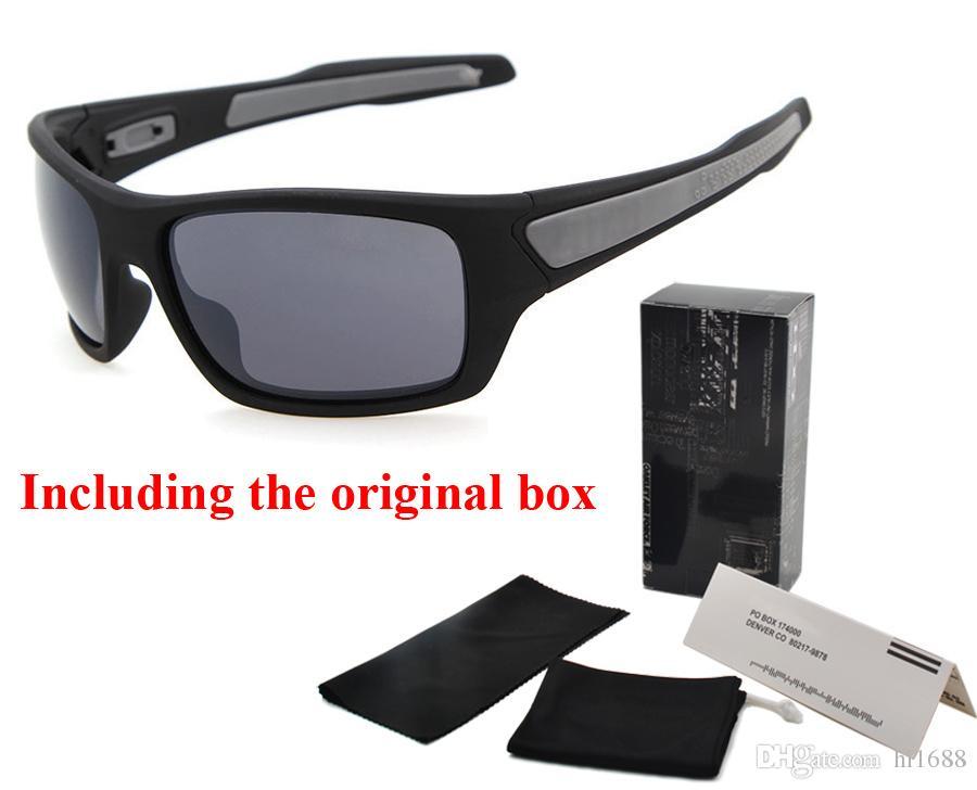 2020 جديد موضة نظارات الرجال النساء نظارات drving الرياضة مكبرة الرجال oculos العلامة التجارية مصمم الصيد نظارات الشمس مع مربع التجزئة