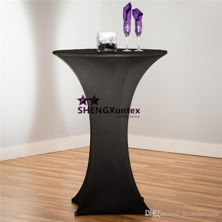 Cocktail Table Cober \ Spandex Lycra Table Cloth