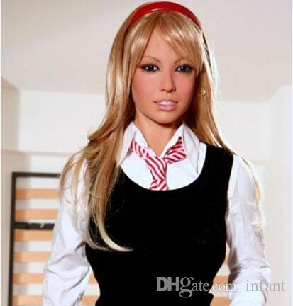Wholesale  -  MS Stacy大人のインフレータブルセックス人形愛人形爆破人形のための人形のおもちゃを落とす船の中国セクシーな本物