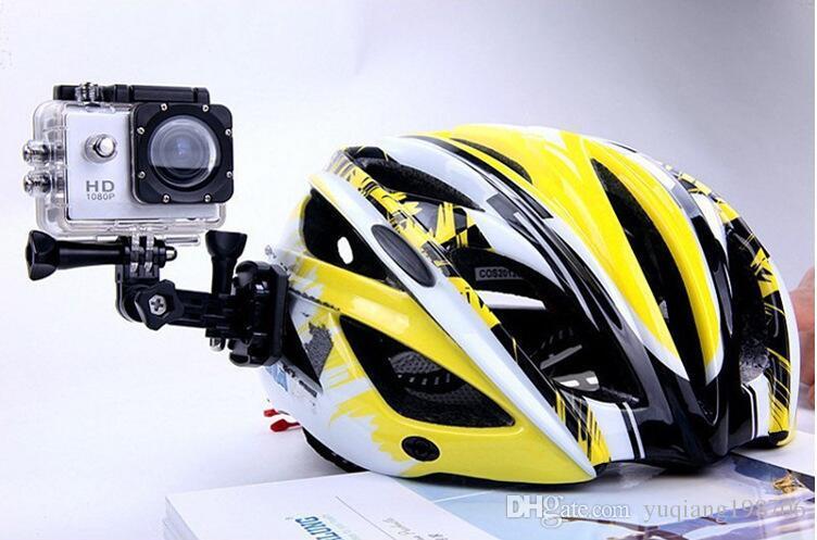Pantalla LCD de 2.0 pulgadas a prueba de agua SJ4000 estilo 1080P Full HD Videocámaras Casco Deporte DV 30M Cámara de acción VS SJcam DHL Gratis
