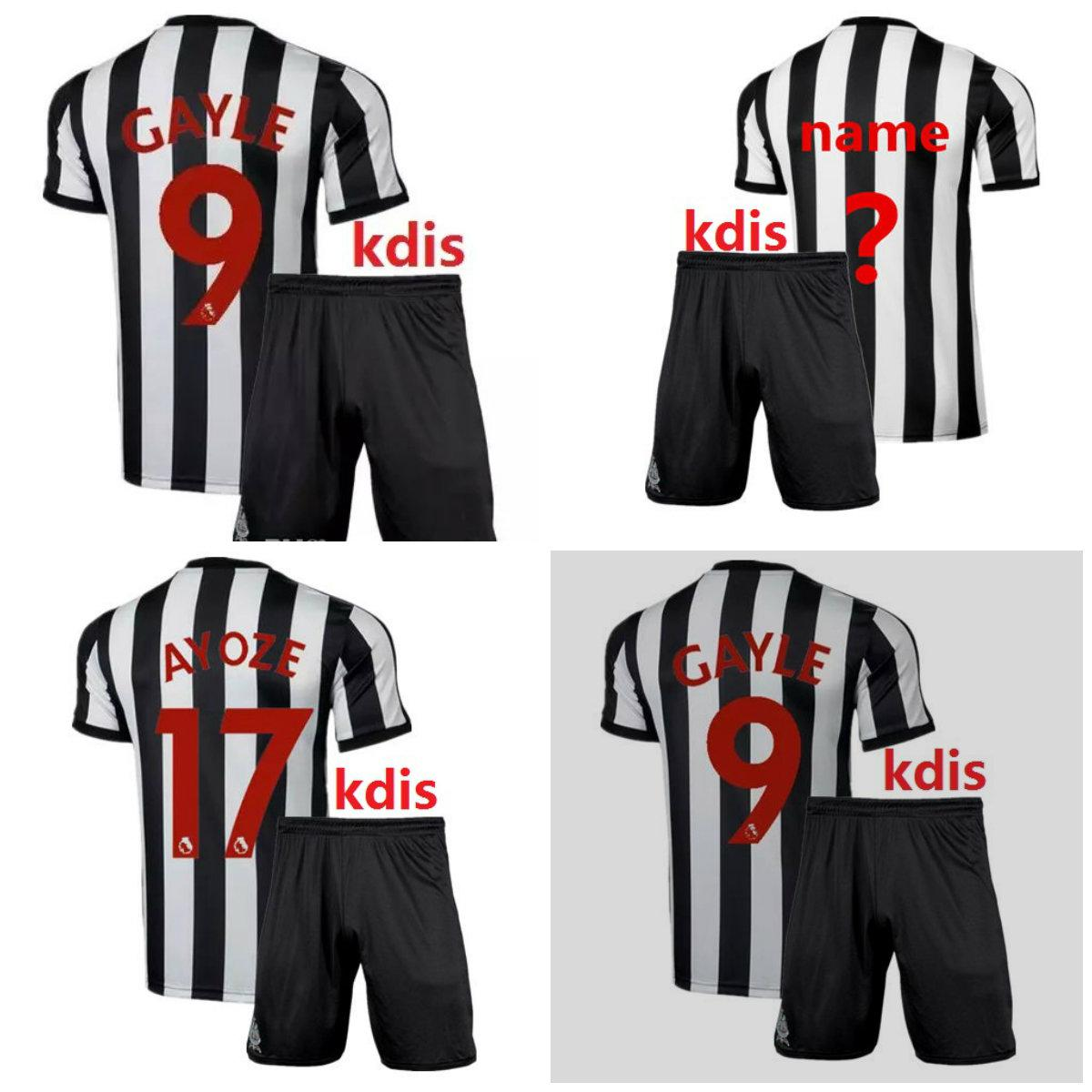 2018hot Top Quality Newcastle Jersey Newcastle United Kids ...