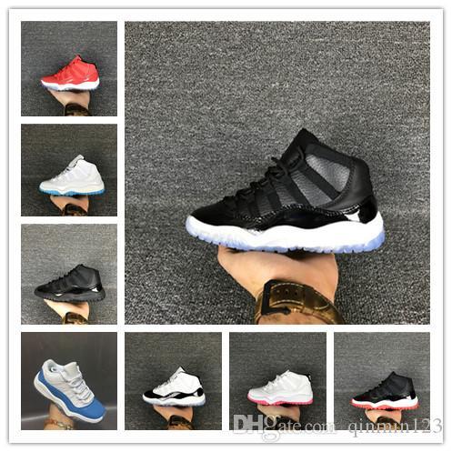 fb67819ee Compre Calçados Infantis Sapatos De Basquete Atacado Novo 1 Jam Espaço 72  10 CNY 11 S Sneakers Crianças Sports Running Menina Formadores 28 35 De  Qinmin123, ...