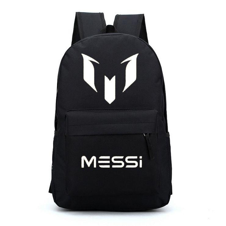 Messi Backpacks Soccer Star Backpacks For Children Kids Backpack Bag For Teenagers  Boys Girls School Bags Red School Bags For Girls Backpacks For School ... c05c26dd03fc4