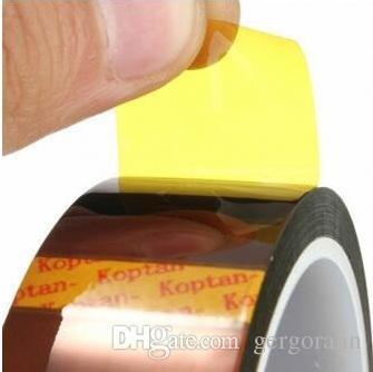 / LOTE 25mm x 33m Cinta adhesiva de alta temperatura a prueba de calor Cinta adhesiva BGA a prueba de calor