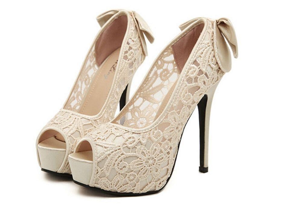 Fashion women Wedding Diamond Designer Shoes Womens Fish Mouth Sexy Shoe High Heels Thin Shallow Mouth Big Yards Size Pumps