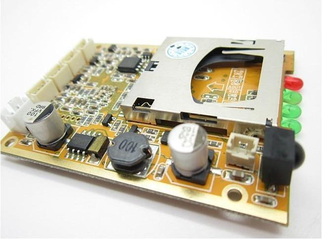 Wholesale-1CH mini dvr module HD XBOX DVR PCB Board up to D1(704*576) 30fps  support 32GB sd Card