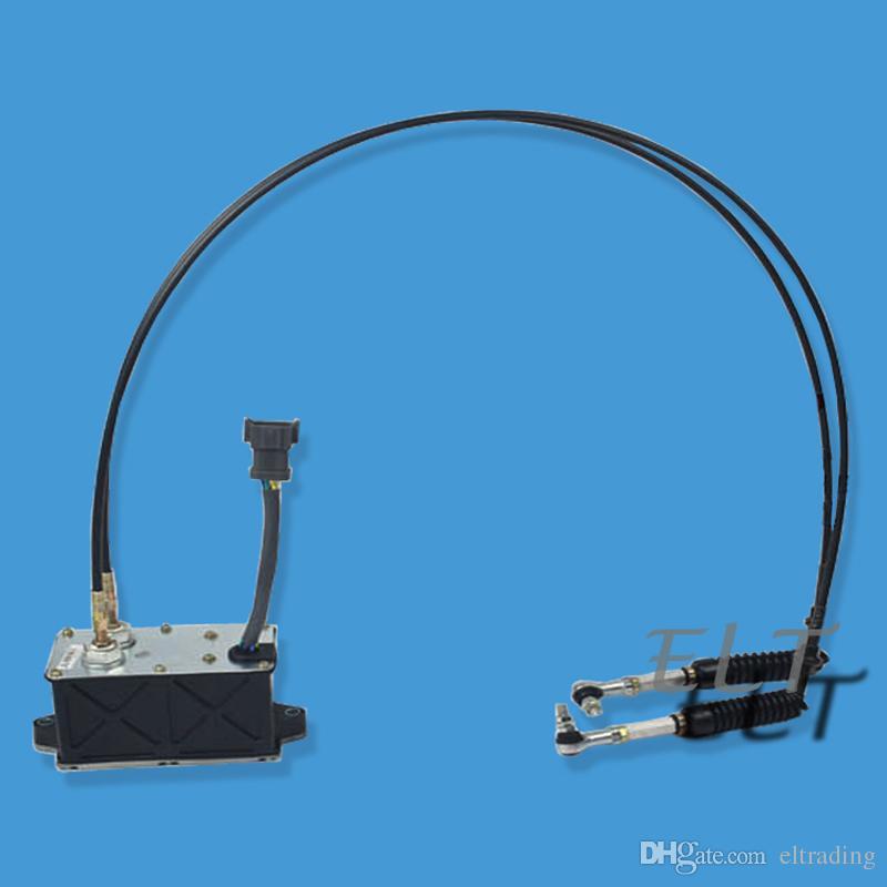 엔진 컨트롤 스로틀 모터 지사 어셈블리 247-5207 Accelerator e312c