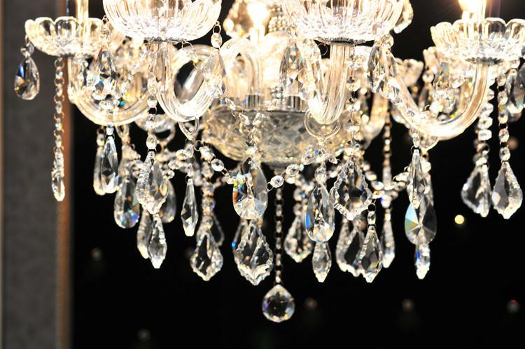 Long Stair lamps Chandelier Crystal Large Foyer Light Modern Fashion LivingRoom Dining Hall Complex Staircase Lighting