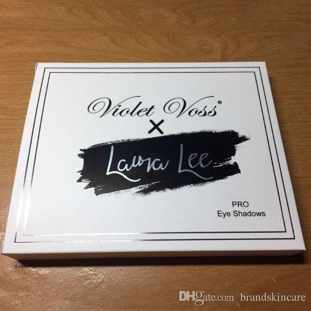Disponibile !!! Violet Voss Laura Lee i Eye Shadow qualità tavolozza goood e di lunga durata il trasporto libero