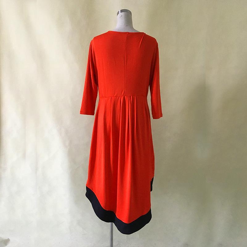 Robe moulante femme Casual été femme robes L-6XL ROSICIL femmes élégante partie Porter et robe de travail robes femmes vêtements NYC192