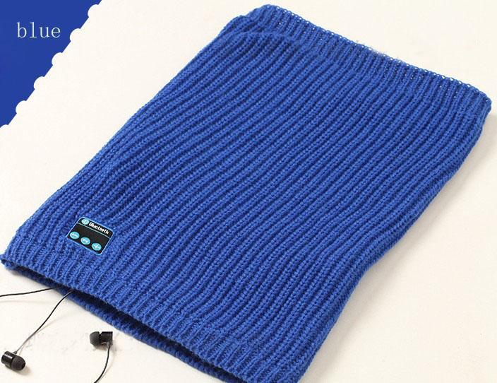 최신 여성 겨울 니트 따뜻한 스카프 무선 blueteeth 음악 스카프 헤드폰 스카프 모든 디지털 장치에 호환